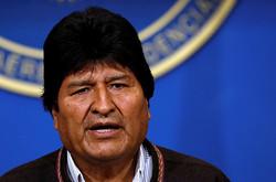 ボリビア大統領が辞任表明、選挙不正疑惑で抗議デモ拡大