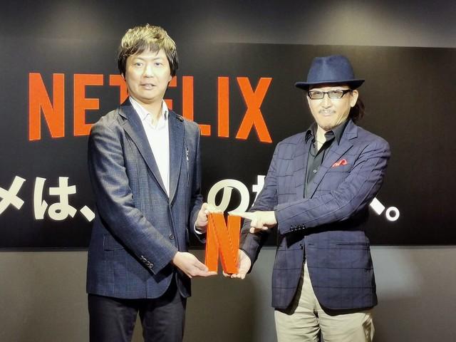 『日本アニメの救世主』Netflix、CLAMPなど6組と協業しオリジナル作品強化