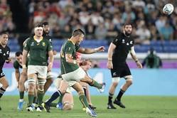 南アフリカはニュージーランドに敗れ黒星スタート【写真:荒川祐史】