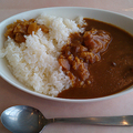 Curry Rice @ Cafeteria