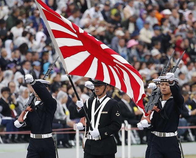 【東京五輪】旭日旗の持ち込み禁止せず 韓国側の決議に組織委が方針…「政治的宣伝とはならない」