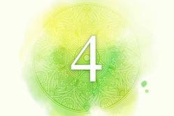運命数「4」を持つ人の恋愛運と適職