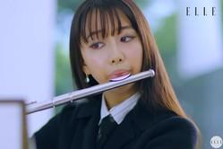 Cocomi(『ELLE Japan』公式YouTubeチャンネルより)