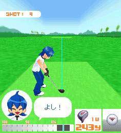 (C)2005 JFE Setonaika Golf Club (C)TAITO 2005