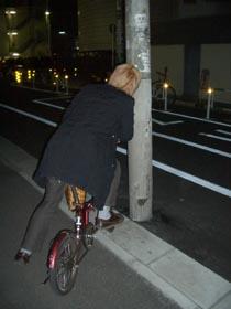 【ファンキー通信】自転車の飲酒運転、いきなり前科に!?