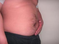 【ファンキー通信】国民的「微」症状・・・「へそ肥満」に気をつけろ!