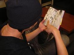 【ファンキー通信】マンガが読めない子供たちへ・・・
