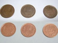 画像提供/上段:左からマヨネーズ・レモン果汁・ソースで実験 下段:ピカピカになった10円玉
