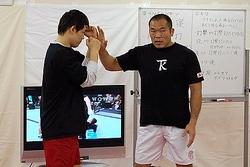 今月29日、TK式格闘学会が久々の開催!お題はもちろん『DREAM.4』だ!