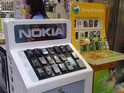 海外大手メーカーは常時10機種以上を販売している