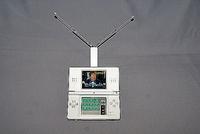 DSの「DSテレビ」でワンセグ放送を見る